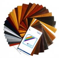műanyag ablak fólia színek