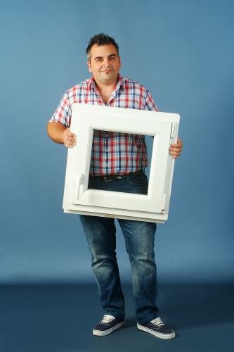 műanyag ablak 60x60