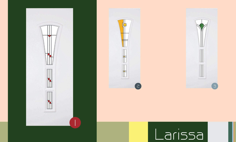 Inoutic Larissa műanyag bejárati ajtó