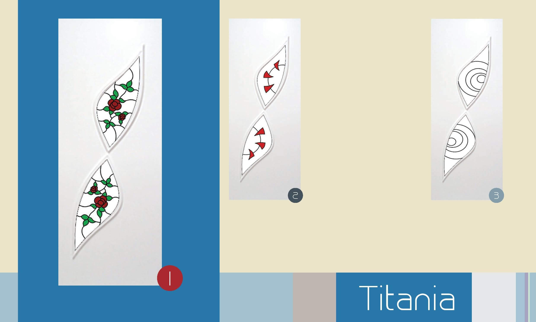 Inoutic Titania műanyag bejárati ajtó
